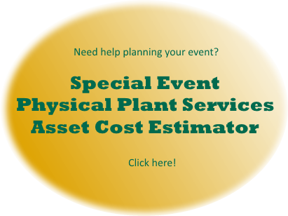 Special Event Asset Cost Estimator Button