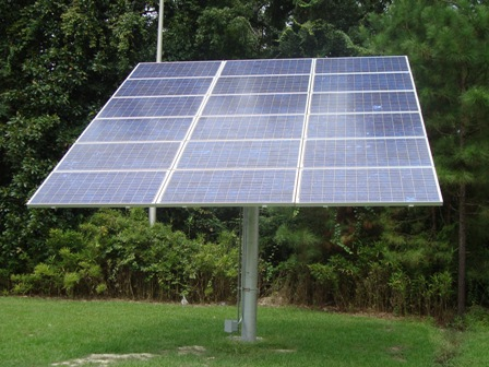 Stationary Solar Panel, PPS