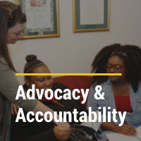 Student Advocacy and Accountability